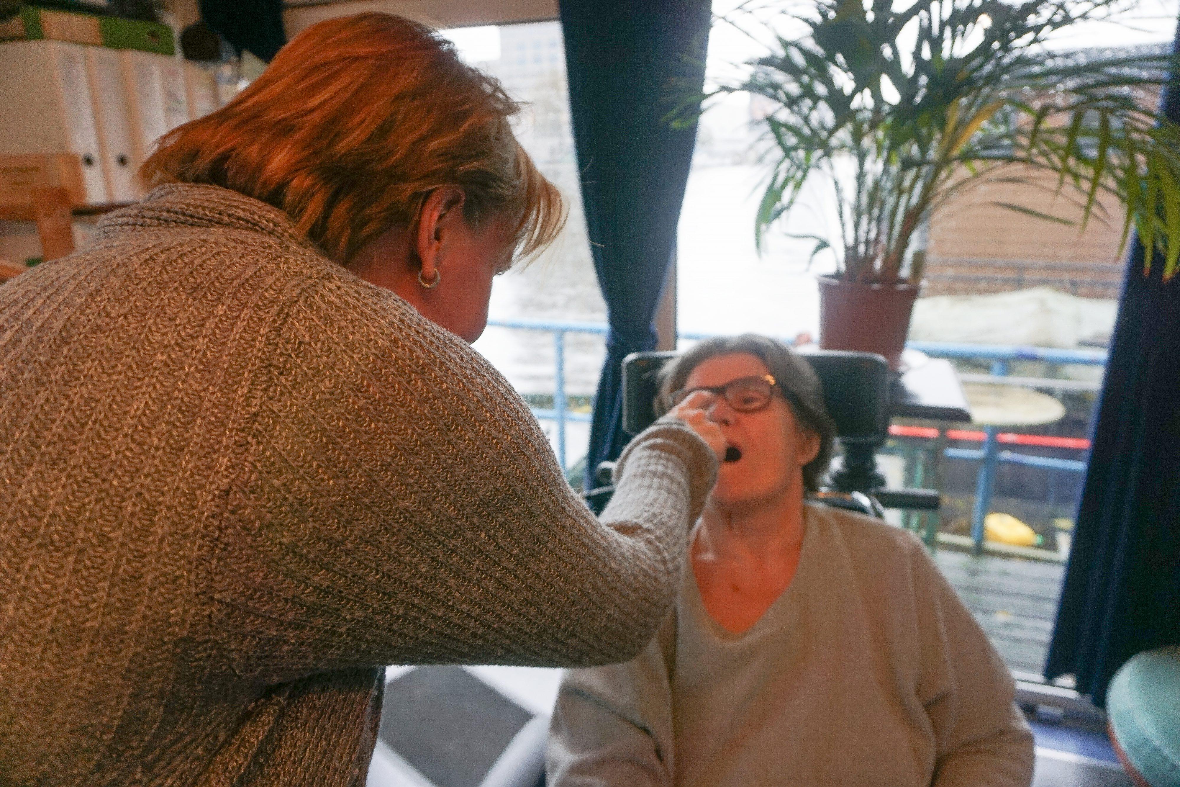 verpleegtechnische thuiszorg Amsterdam
